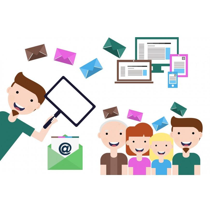 La puissance de l'Email marketing ou Emailing